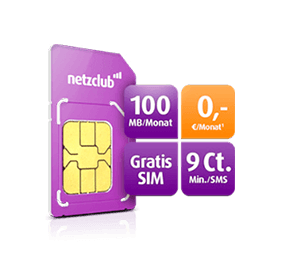 3 Alternativen zur netzclub SIM-Karte