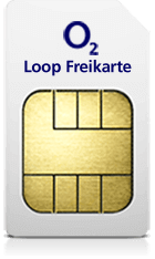 Kostenlose o2 Freikarte (Prepaid-Karte)