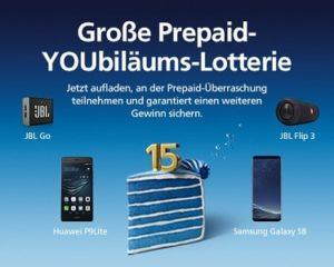 o2 Überraschung - diese Preise können Prepaid Kunden gewinnen