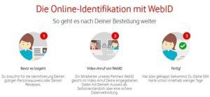 Vodafone CallYa SIM Karte freischalten / aktivieren - so geht's